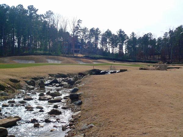 Golf Course Reynolds Plantation
