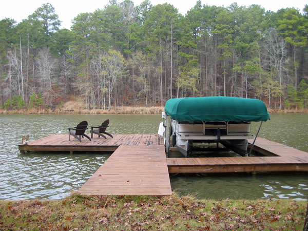 Georgia Lakehouse for sale